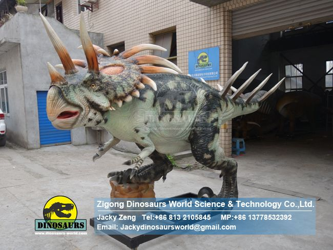 Amusement Park Customized Fancy dinosaurs DWD236