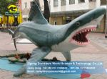 Animals factory china animatronic animals shark DWA018