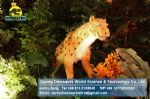 Animatronic animals Animal images art toys leopard DWA014