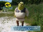 Cartoon character Shrek Theme park equipment DWC019