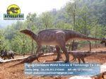 Dinosaur alive Animatronic dinosaurs figure ( Maiasaura ) DWD034