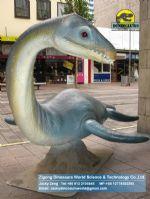 Animatronic dinosaurs extinction model ( Plesiosaur ) DWD036