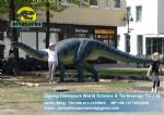 Amusement park animatronic dinosaurs factory ( Plateosaurus ) DWD037