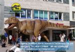 Amusement park Animatronic Robotic Dinosaurs (Tyrannosaurus Rex ) DWD039