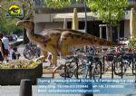 Playground Amusement park Artificial Dinosaur ( Iguanodon ) DWD043