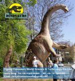 Jurassic park model equipment exhibition dinosaurs ( Plateosaurus ) DWD044