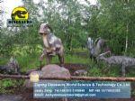 Amusement park Animatronic exhibition Dinosaurs (Parasaurolophus) DWD045