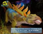 Decoration games kids animatronic dinosaur (Stegosaurus) DWD107