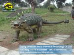 Mechanical Dinosaur For dino park static dinosaurs (Ankylosaurus) DWD065