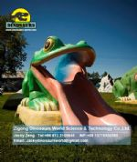 Playground kids slid game ( Frog slid ) DWE015