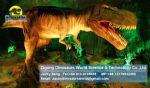 Children amusement equipment  dinosaur crafts T-Rex DWD116