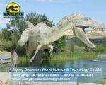 Children playground equipments simulation animals Albertosaurus DWD140