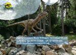 2014 Christmas indoor playground dinosaurs Deinonychus DWD156
