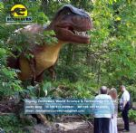 Dinosaur theme playground electrical equipment T-Rex DWD160