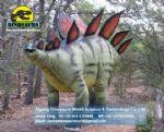 Gardens children's games dinosaurs crafts (Stegosaurus) DWD163