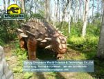 Decorating games for kids christmas craft (Ankylosaurus) DWD174