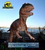 Children garden playground life size dinosaur (Allosaurus) DWD170