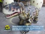 Animatronic walking dinosaur model walking with dino DWE039