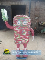 Customized Characters According To The Pictures Clients Provided DWC045