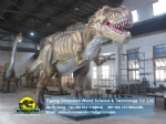 Largest animatronic T-Rex in Chinese factory DWD1342-3