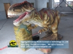Two Controlling Options For Animatronic T-Rex DWE060