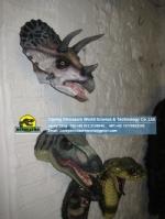 Triceratops head&Cobra head&Tyrannosaurus rex head DWE054