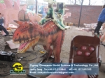 Remote Control Coin Mechanical Animal Carnotaurus Ride DWE043