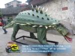 Jurassic world life size robotic Polacanthus robo dinos DWD013-1