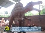 Theme park simulation dinosaur spinosaurus DWD101-1