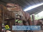 Artificial Dinosaur exhibition Theme Park Mechanical T-Rex DWD1342-1
