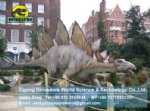 Robotic dinosaur CE standard alive animated Stegosaurus DWD1338