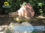 Dimetrodon In Wildlife Parks Dinosaur Planet robotic animals DWD1341