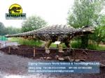 Amusement park equipment Robotic dinosaur ankylosaurus 10m long DWD1339