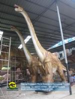 Paleontology Science Education Model Robotic Brachiosaurus DWD125-1