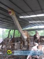 Theme park animatronic dinosaur artwork diplodocus DWD1329-2