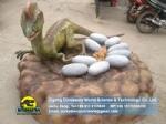 School science education equipment Oviraptor replica DWD202-1