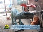 Jurassic world Animatronic dinosaurs (Herrerasaurus) DWD007-1
