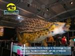 Amusement park equipment animatronic ankylosaurus DWD1332