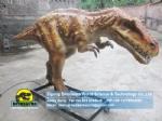 Terrifying Carnival animatronic Albertosaurus model DWD026-2