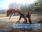 Jurassic world electric dinosaur dilophosaurus model DWD1470