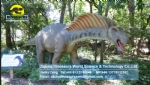 Zigong dinosaurs world animatronic dinosaur amargasaurus DWD1459