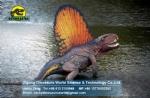 Animatronic dinosaur dimetrodon zigong dinosaurs factory DWD1457