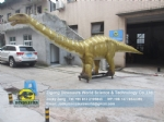 Artificial dinosaur machine exhibition animatronic diplodocus model DWD220
