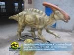 Movie Design Production Animatronic Dinosaur Parasaurolophus DWD206