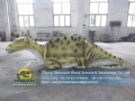 Animatronic dinosaur fiberglass Iguanodon Seating Model DWE061