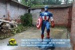 Hollywood character models Captain America DWC057