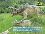 Jurassic world simulation model triceratops family DWD1348