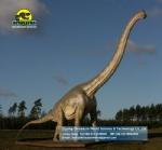 Jurassic world animatronic brachiosaurus mechanical model DWD1451