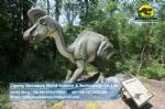 Jurassic park simulation dinosaur robot model hypacrosaurus DWD1506