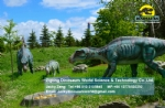 Robot dinosaurs maiasaura with baby nest (Two adults,one baby and two nests) DWD1498